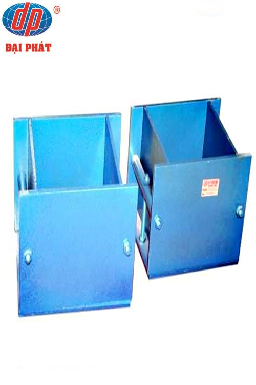 Khuôn đúc bê tông 150x150x150- Thiết bị thí nghiệm