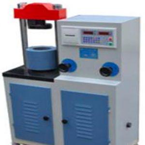 Máy nén xi măng điện tử TYA-300kn - LUDA