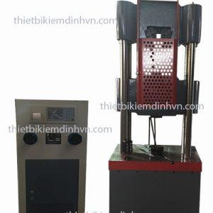 Máy kéo thép điện tử WA 1000B luda